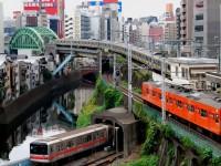 Serunya Kereta Bawah Tanah Tokyo