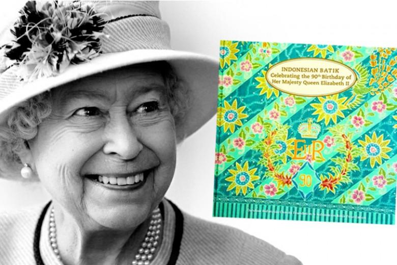 Buku Batik Untuk Ratu Inggris