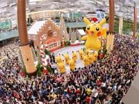 Pokémon Raksasa di Bandara Changi