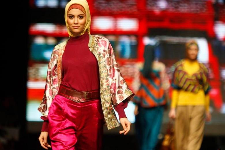 Indonesia Cultural Fashion 2016 di Amsterdam
