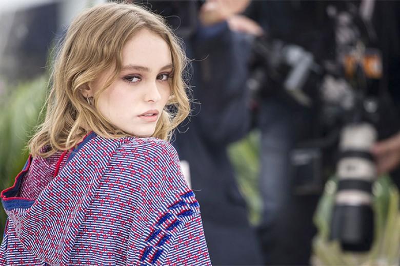 Putri Johnny Depp Bintangi Iklan Parfum