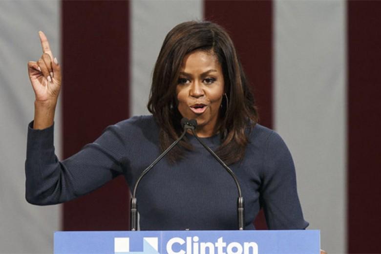 Cover Terakhir Michelle Sebagai Ibu Negara
