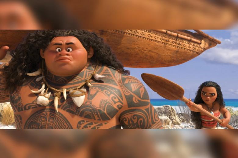 Moana, Kembalinya Legenda Disney