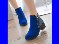 Tips Bersihkan Sepatu Suede