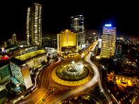 Jakarta Gunakan Penerangan Jalan Terkoneksi