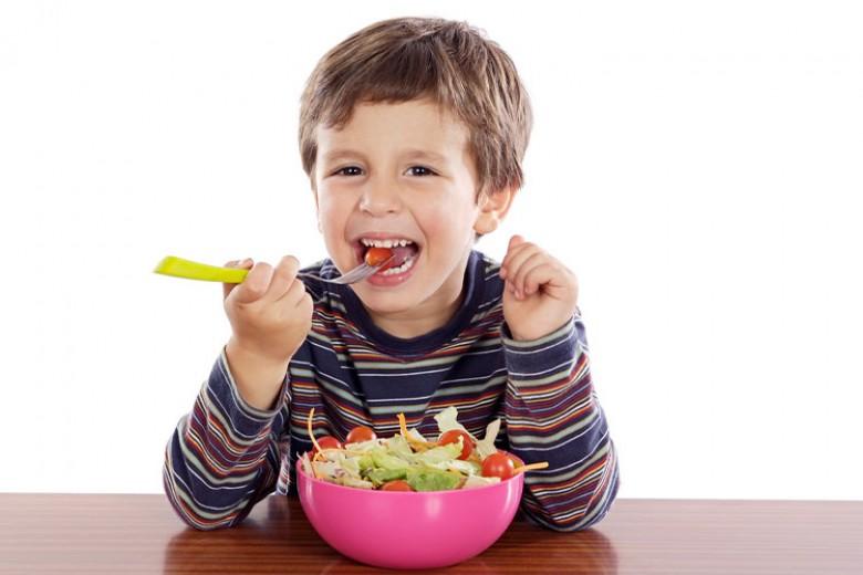 Gizi Seimbang Jaga Kesehatan Anak