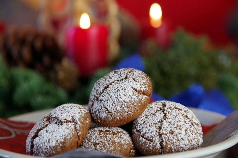 Pfeffernϋsse, Cookies Rempah Ala Jerman