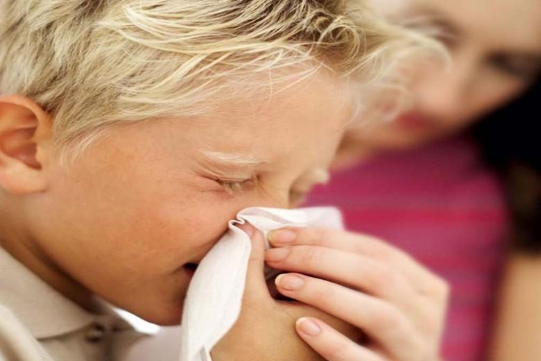 Dampak Buruk Rhinitis pada Anak