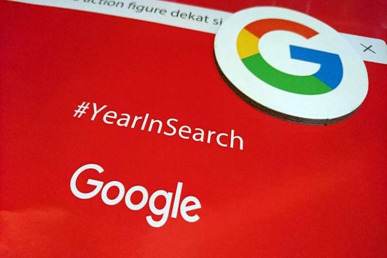 10 Penelusuran Terpopuler Google Indonesia 2016