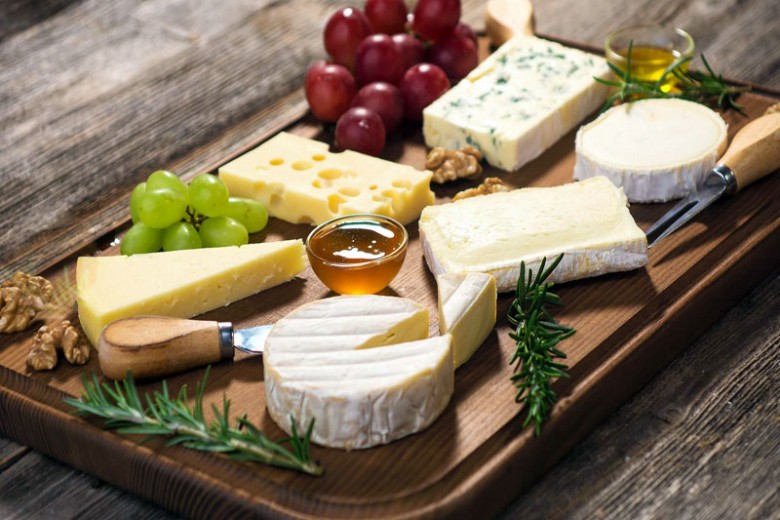 Cheese Platter, Cara Seru Santap Keju
