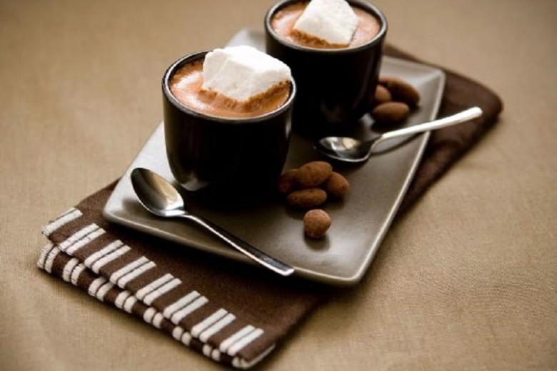 Cokelat Madu Marshmallow