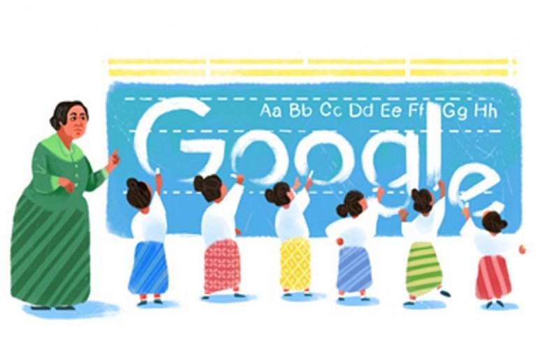 Google Rayakan Pahlawan Pendidikan Indonesia