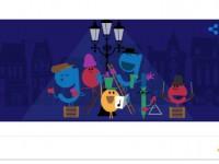 Google Rayakan Datangnya Libur Akhir Tahun