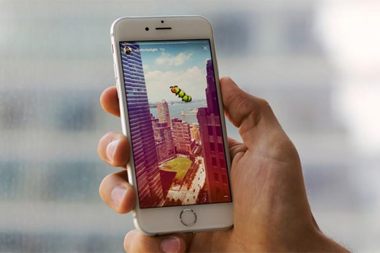 Instagram Diam-Diam 'Geser' Snapchat