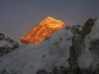 India Ukur Ulang Gunung Everest