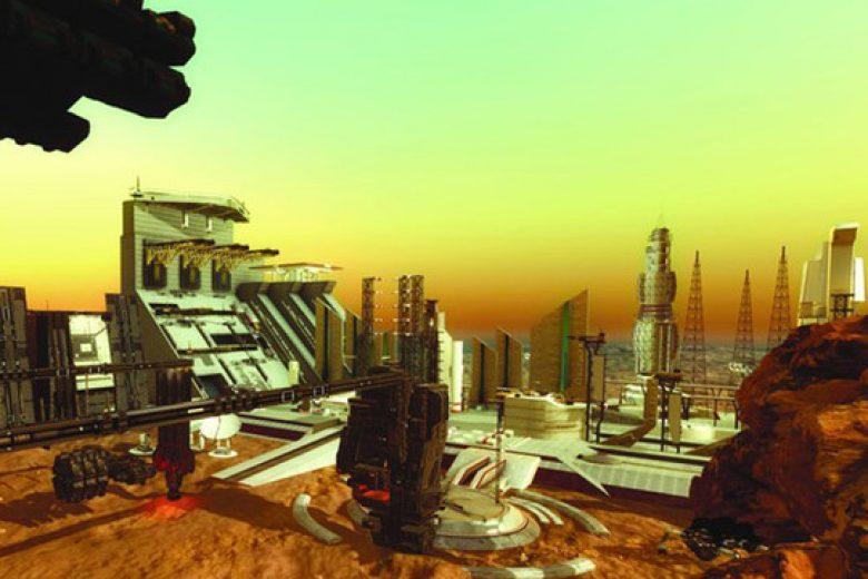 Bakal Ada Uni Emirat Arab di Mars