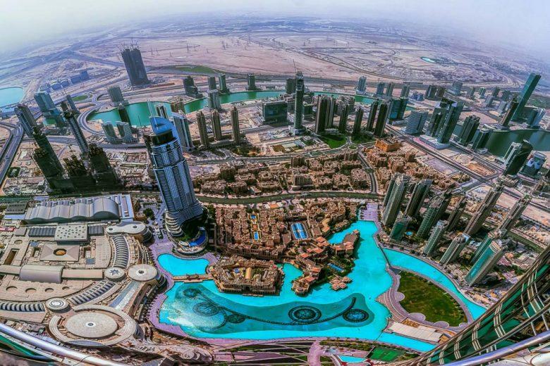 Serunya Wisata Seharian di Dubai