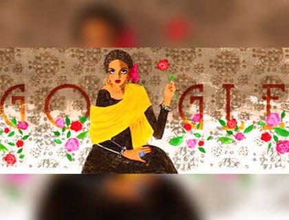 Ada Katy Jurado di Google Doodle Hari Ini, Siapa Dia?