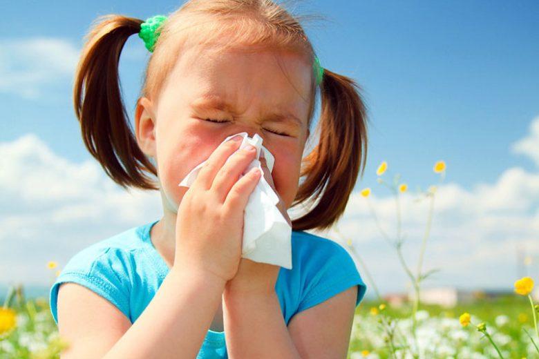 Dampak Psikologis Alergi Anak