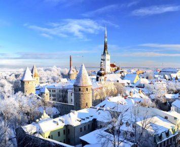 Ini 7 Kota Wisata Salju Paling Seru