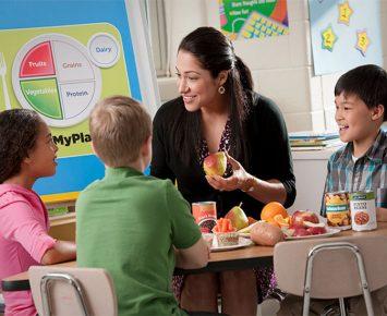 Pentingnya Guru Dalam Edukasi Gizi Anak
