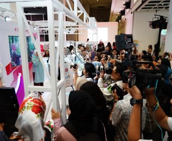 Hari Pertama, BeautyFest Asia 2018 Padat Pengunjung