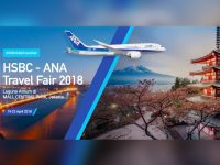 Berburu Tiket Murah di HSBC-ANA Travel Fair
