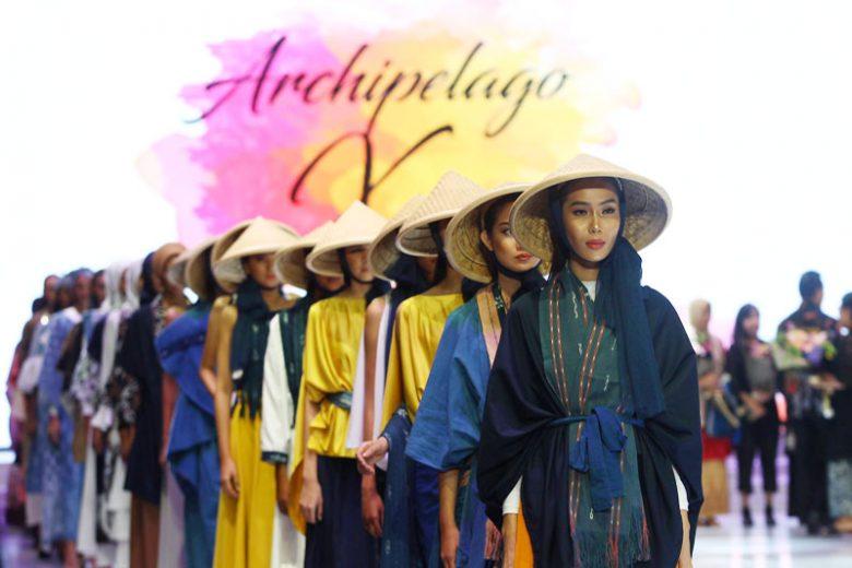 Eksotika Fesyen Tenun Ngada