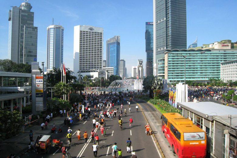 Daya Saing Masyarakat Indonesia Tinggi