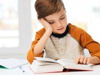 Ini Sebabnya Anak Lesu Baca Buku