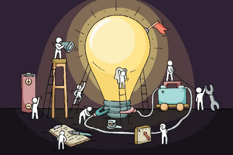Daya Inovasi Indonesia Masih Rendah