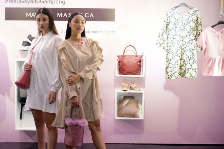 Fesyen Eksklusif nan Ekonomis di MatahariMall.com