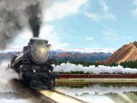 Sejarah Lintasan Kereta Api di Pegunungan Rocky