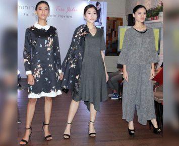 Koleksi Fall 2018 Minimal x Tres Jolie