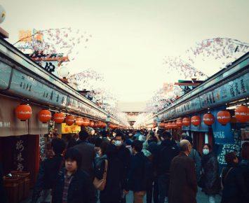 Trik Selami Wisata di Tokyo Lebih Dalam
