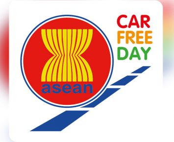 Indonesia Pelopori ASEAN Car Free Day