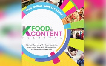 K-Food and Content Festival