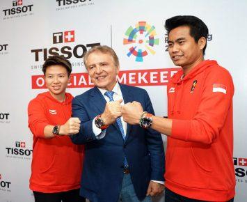 Koleksi Tissot Asian Games 2018
