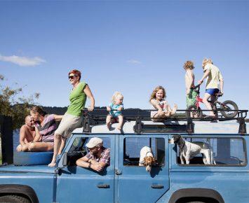 Liburan Keluarga Jadi Tren Global