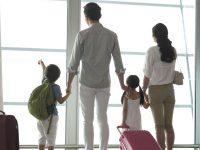 Wisatawan Asia Suka Bepergian dengan Keluarga