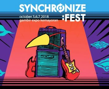 Reuni dan Kolaborasi, Semua Ada di Synchronize Fest 2018