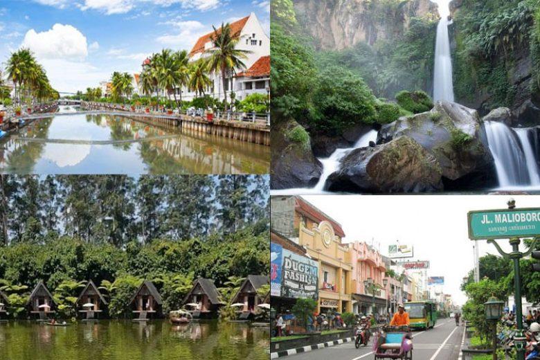 Keliling Pulau Jawa dan Temukan Lokasi Ter-Instagenic