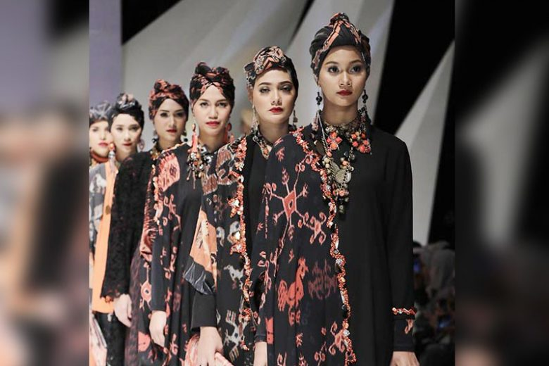 Indonesia Modest Fashion Week 2018