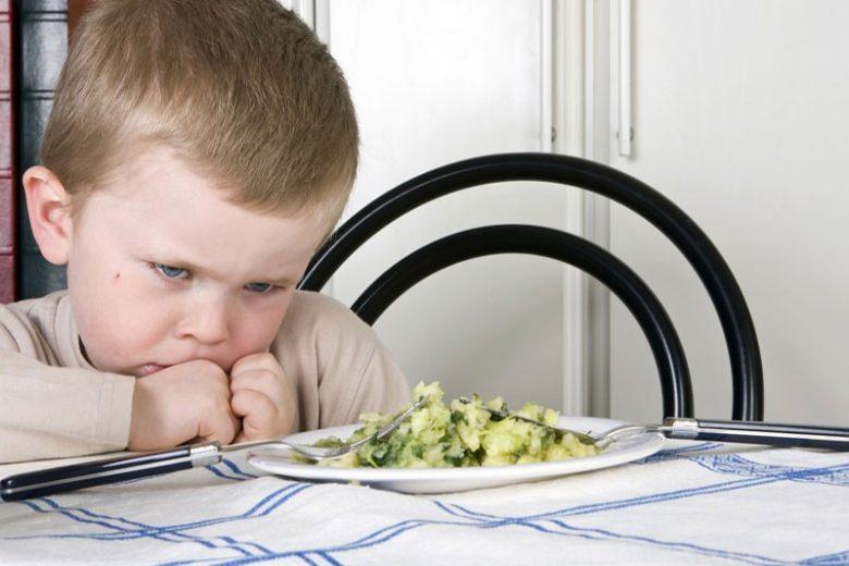 Siasat Hadapi Anak Picky Eater