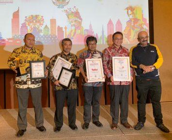 CMO Asia Beri Penghargaan Indonesia Best Brand Awards 2018