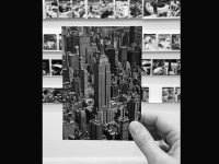 Keindahan Kota Dalam Kartu Pos