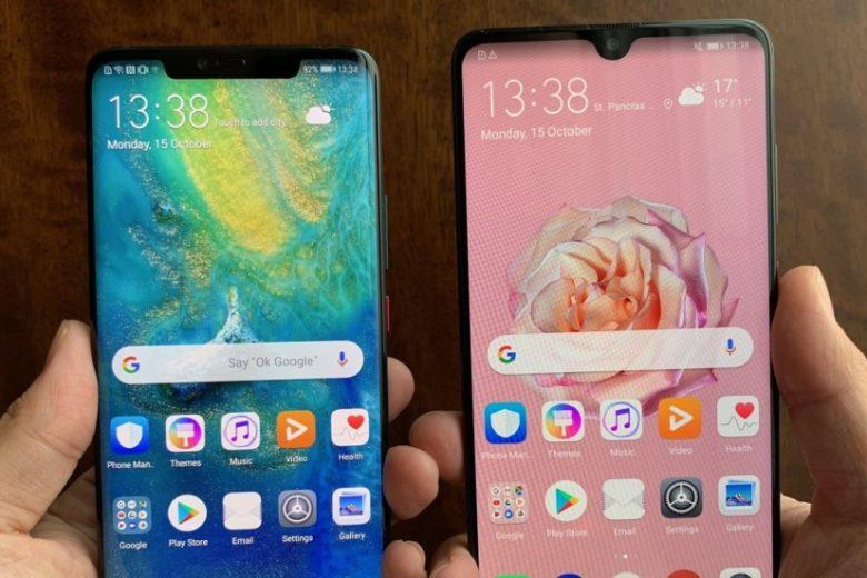 Ponsel Terbaru Huawei Tuai Pujian