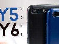 Huawei Seri Y5 & Y6 Diskon 40% di Lazada
