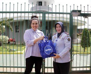 Inspirasi Nivea di Lapas Perempuan Tangerang