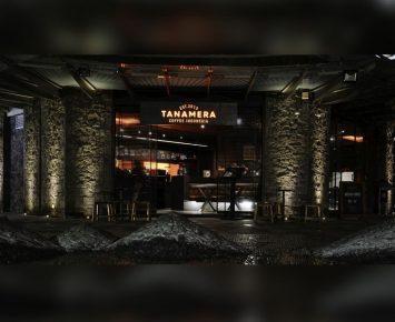 Tanamera Coffee Rambah Pasar Asia